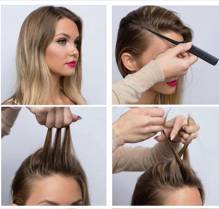 Französisch Braid Frisuren