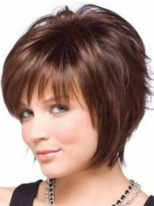 Hairstyles for women over 40 Bobs Short hair