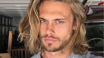 Long hairstyle men 2017