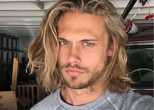 Styling Long Mens Hair Brilliant Long Hairstyles For Men And Haircuts Ideas  For 2018 Hairstyles