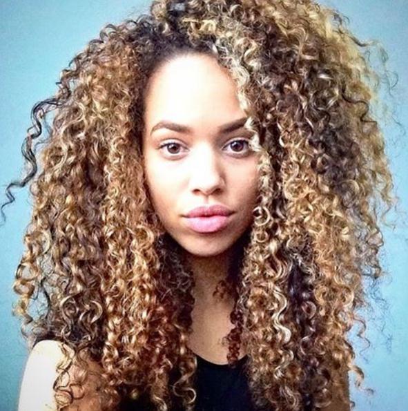 Curly Frisuren für Frauen 5