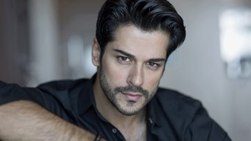 Hairstyles of celebrities - Burak Ozcivit