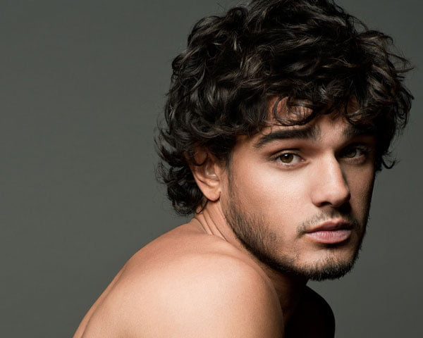 Haircut Styles For Men With Curly Hair: 2016 New Style – HAIRSTYLES