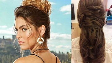 Updo hairstyles 2016-2017