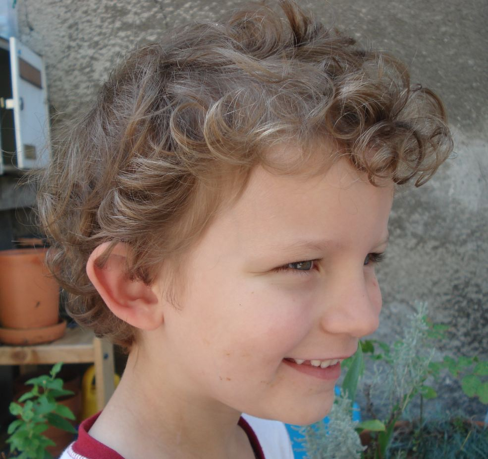 curly hairstyles for little boys kids 2016 2017