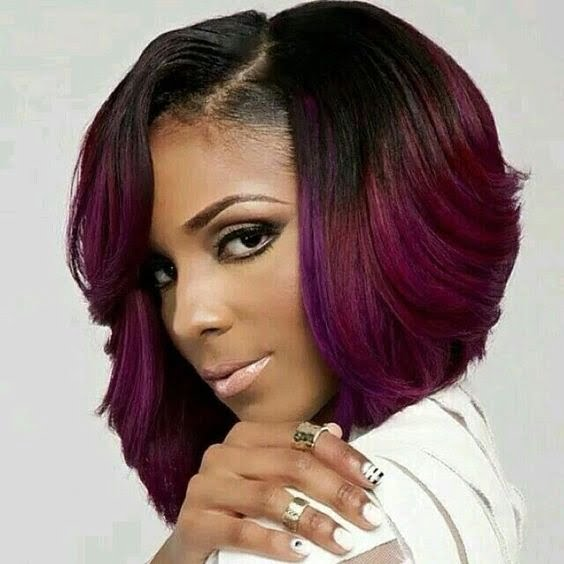 Bob Hairstyles for Black Women ideas 2017