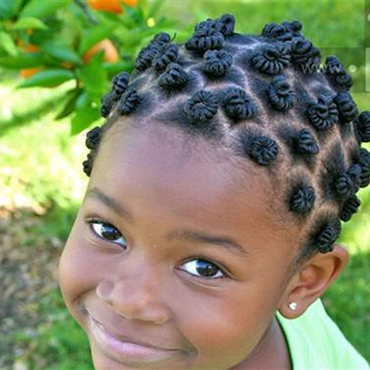 64 Cool Braided Hairstyles for Little Black Girls | Page 3 of 7