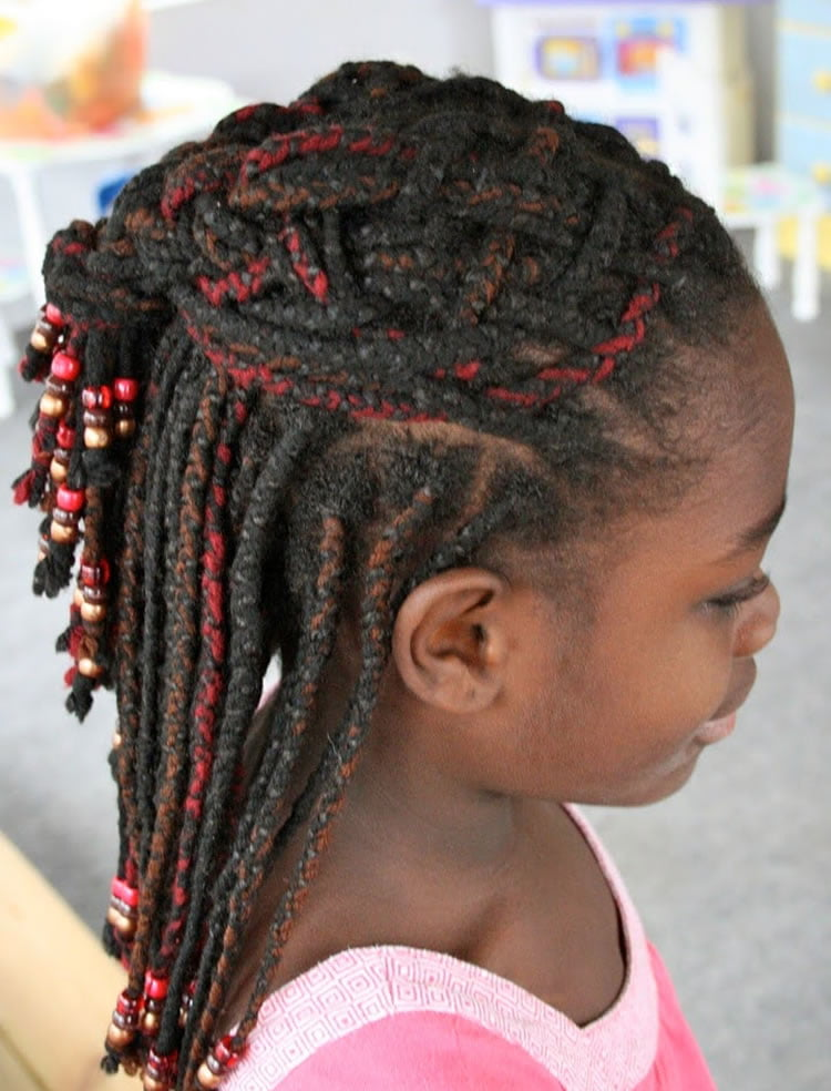 64 Cool Braided Hairstyles for Little Black Girls – Page 3 – HAIRSTYLES