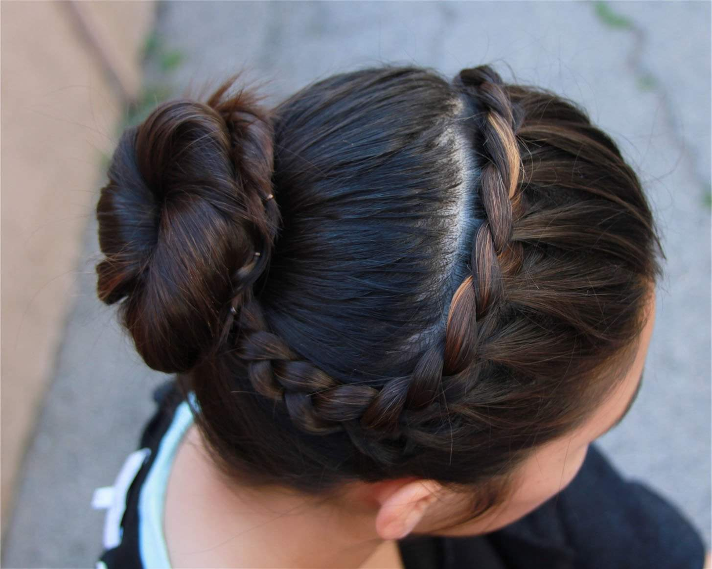 11 Best Braided Hair Images 2017 - Black Girl French Braid Hairstyles