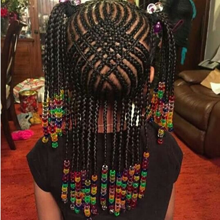 64 Cool Braided Hairstyles for Little Black Girls – Page 4 – HAIRSTYLES