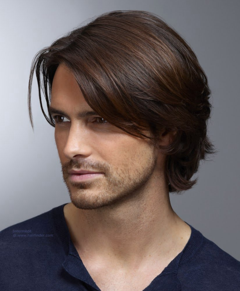 Men's Hairstyles Suitable For Face Shape 2016-2017 - HAIRSTYLES