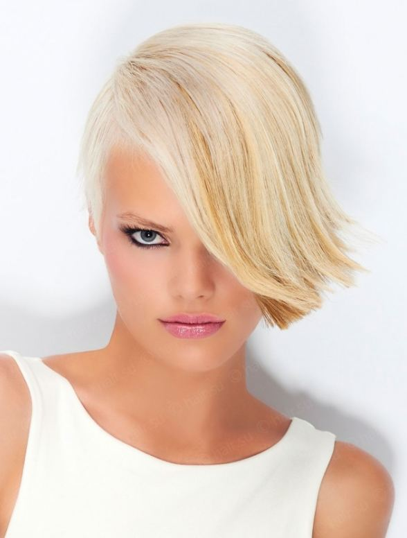 Christmas hairstyles for short hair 2017 Blonde Hair