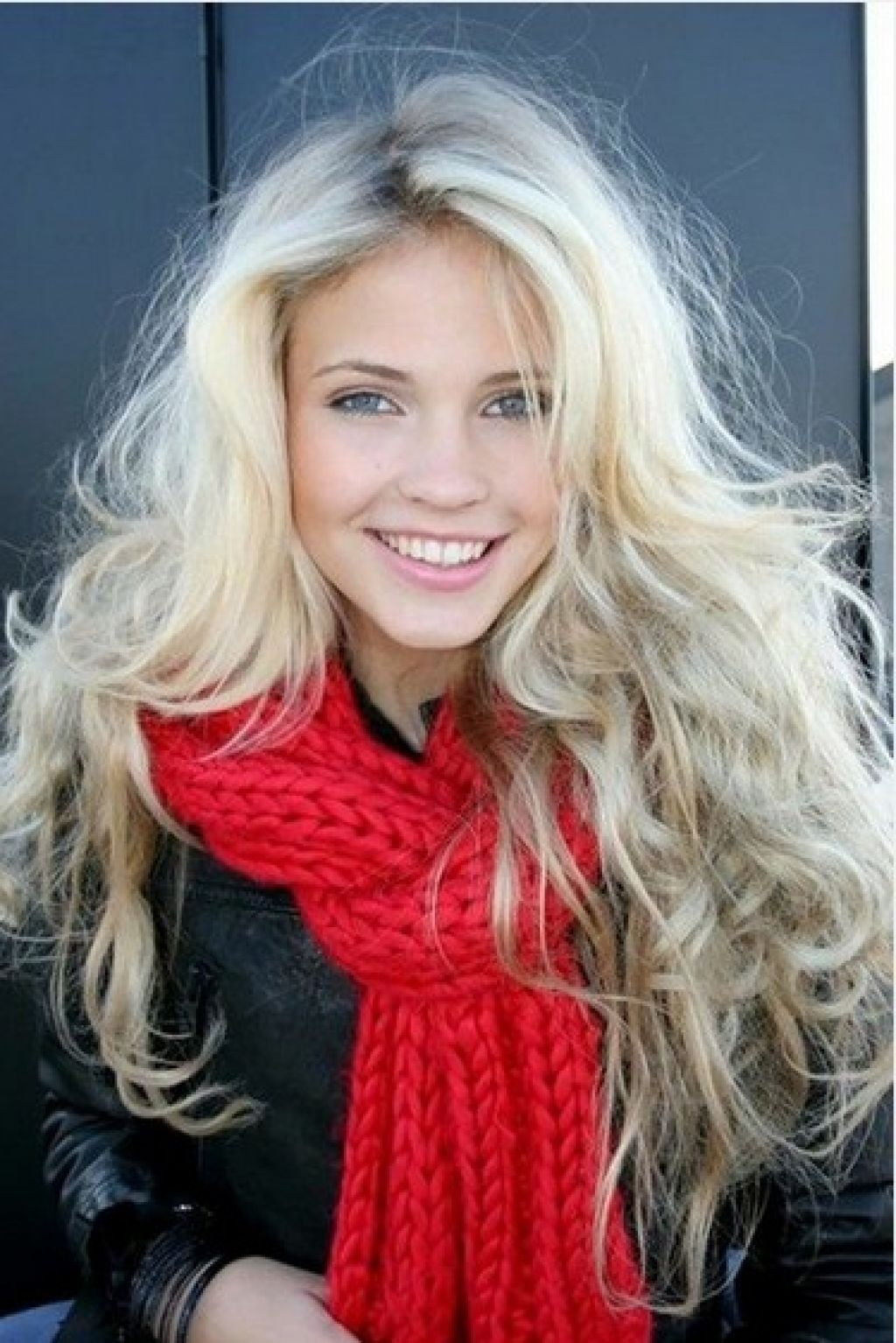 Lovely Messy Long Ombre Hairstyles For Women 2017 White Hair