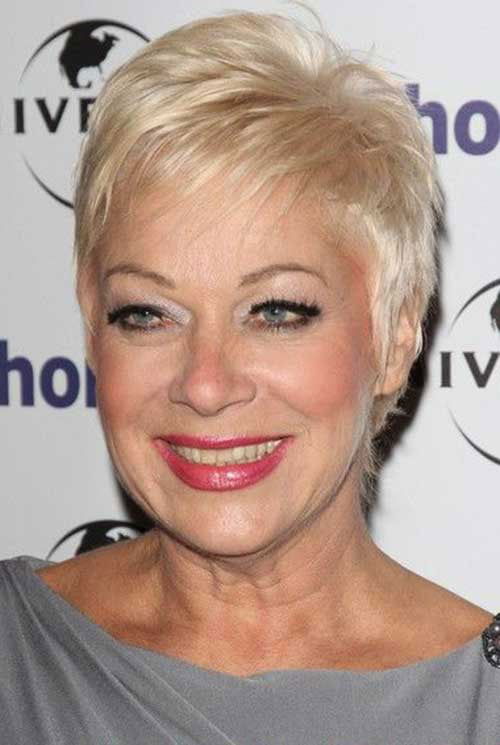 Short Bob Hairstyles For Grey Hair 2017