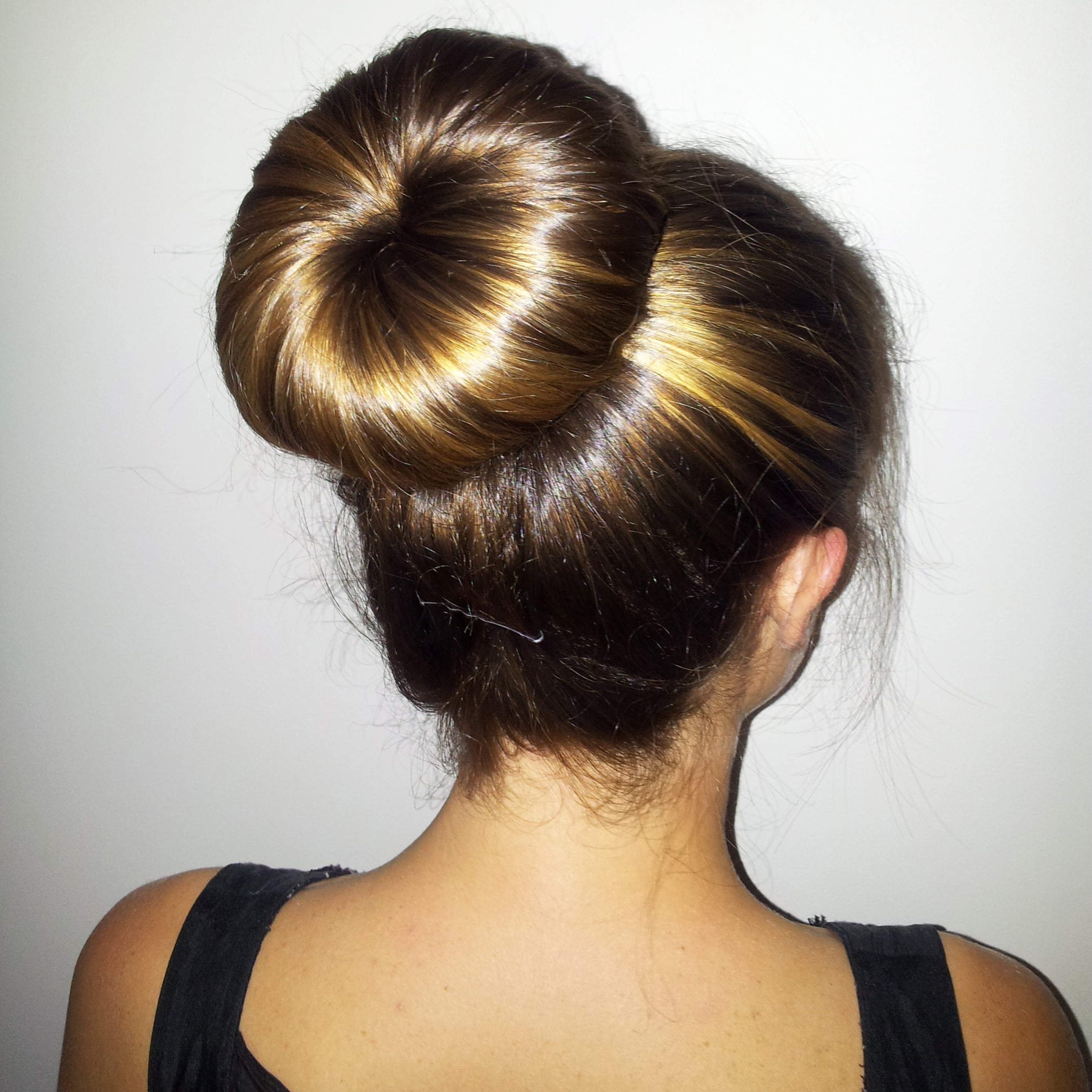 Hairstyle Girl Buns: 12 Useful Amazing Buns Hairstyles For Women 2016-2017