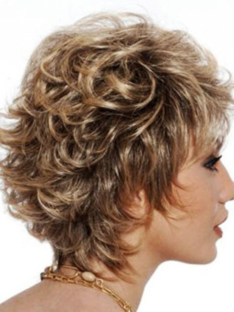 Short curly stacked bob hairstyles 2017 – HAIRSTYLES