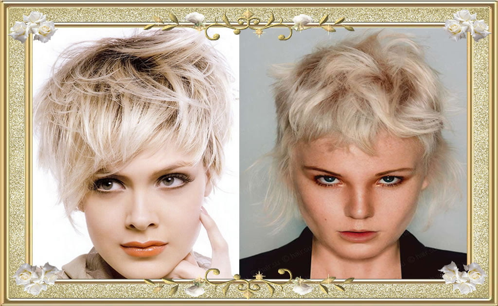 Spectacular Shag Hairstyles Haircuts for White Hair 2017 Source