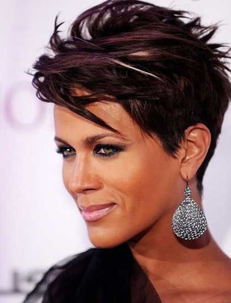 Short Hairstyles For Black Women 67 Best Models 2016