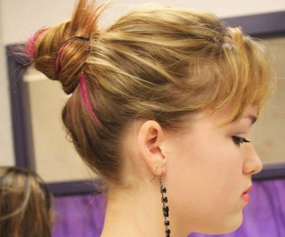 12 Useful Amazing Buns Hairstyles For Women 2016-2017