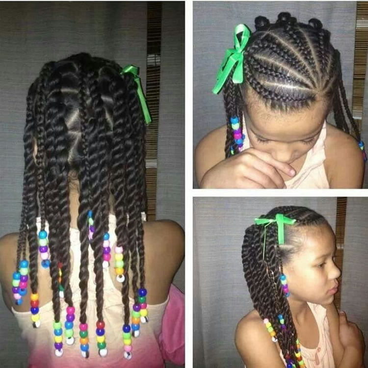 64 Cool Braided Hairstyles for