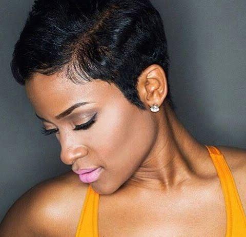 Short Hairstyles for Black Women | 67 Best Models 2016-2017