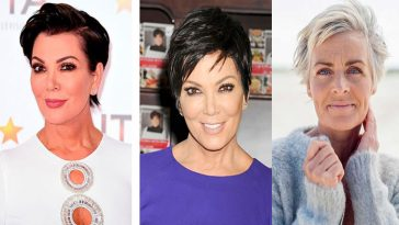 2016-2017 short hairstyles for women over 40 to 50 years