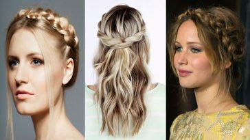 2017 Crown braid hairstyles for women