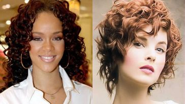 2017 Different perm hair for women