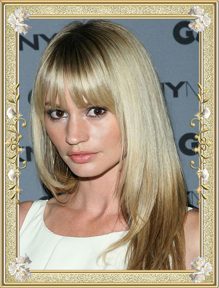 11 Effortless Long Layered Hairstyles With Bangs Haircuts 2017
