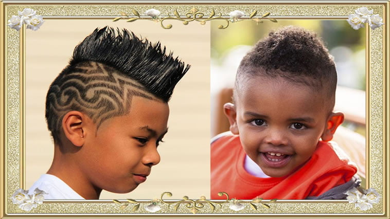 Haircuts For Little Black Boys