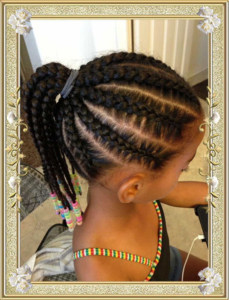 50 Braided Hairstyles Back To School