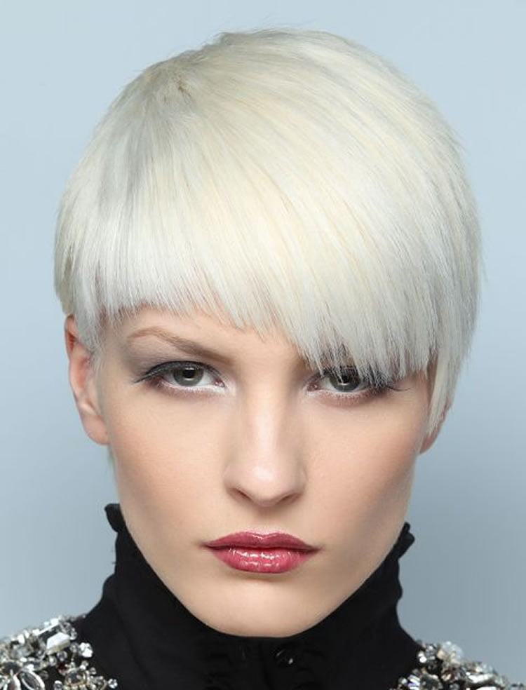 Pictures Of Pixie Haircuts For Grey Hair Hairstyles