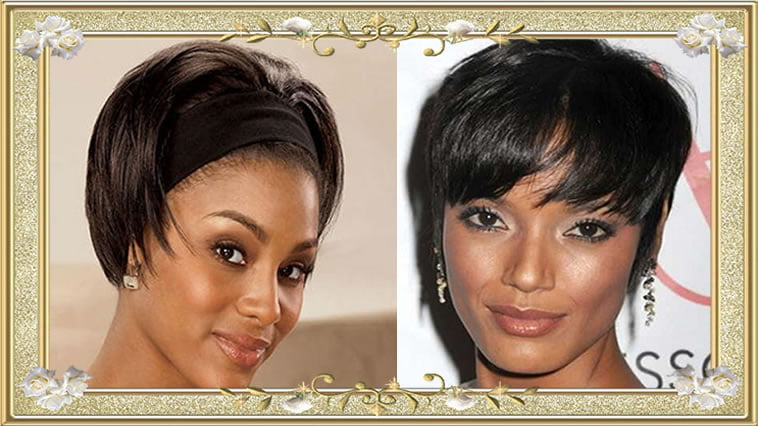 20 Short Hairstyles For African-American Black Women
