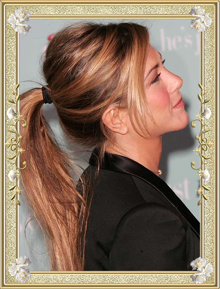26 Ponytail Hairstyles For Well-Groomed Ladies | High-Updo Horsetail