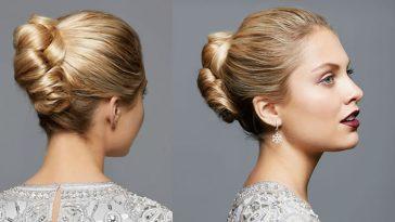 2017 Bun Hairstyles