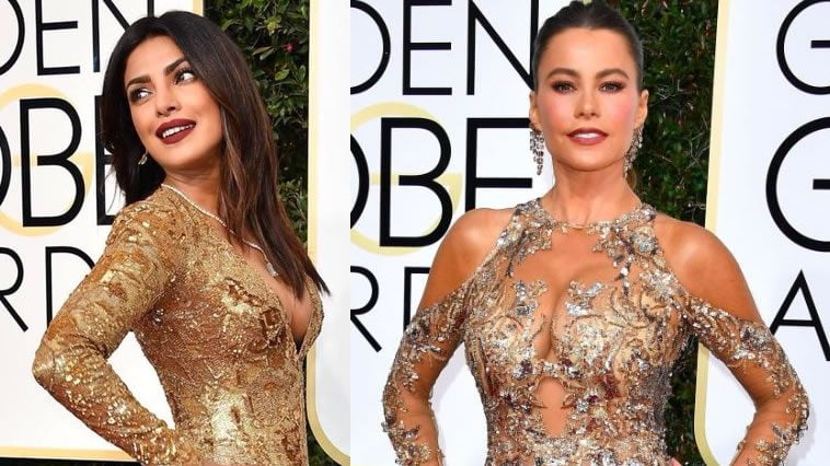 2017 Stars Hairstyles at the 74th Golden Globe Awards