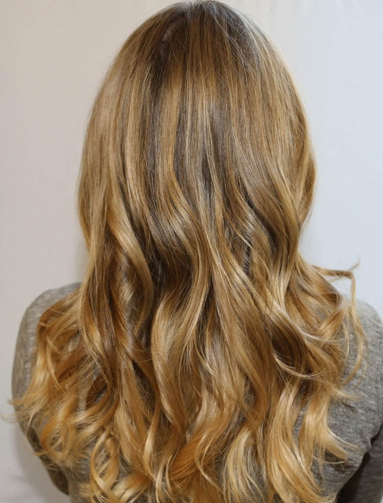 Ombre hair for 2017 140 glamorous ombre hair color ideas best 2017 caramel ombre for long wavy hair urmus Image collections
