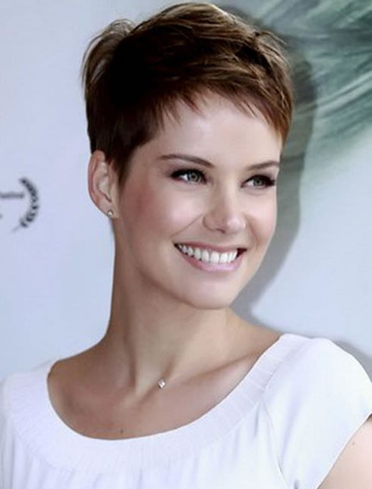 Tremendous Pixie Hairstyles And Haircuts For 2017 How To Choose The Right Hairstyle Inspiration Daily Dogsangcom