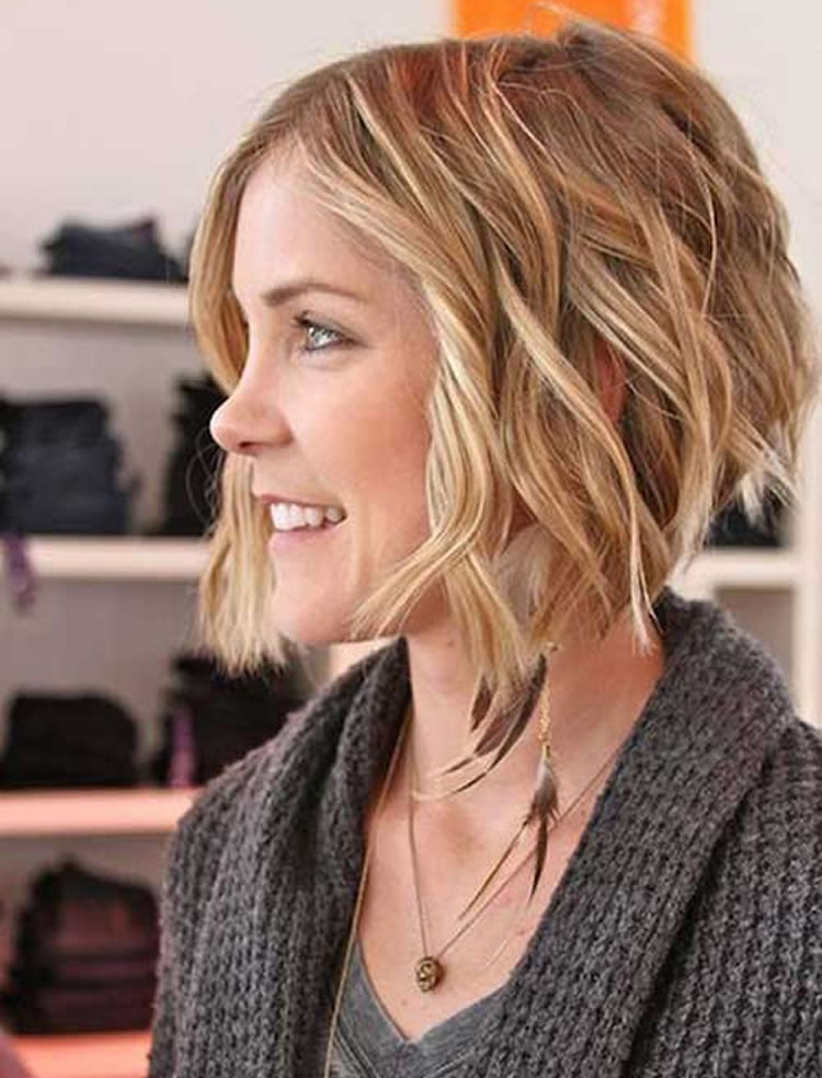 short medium wavy hairstyles hairstyles by unixcode