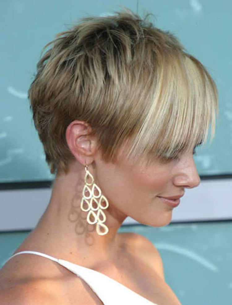 Pixie Haircut Round Face 22639 Movieweb