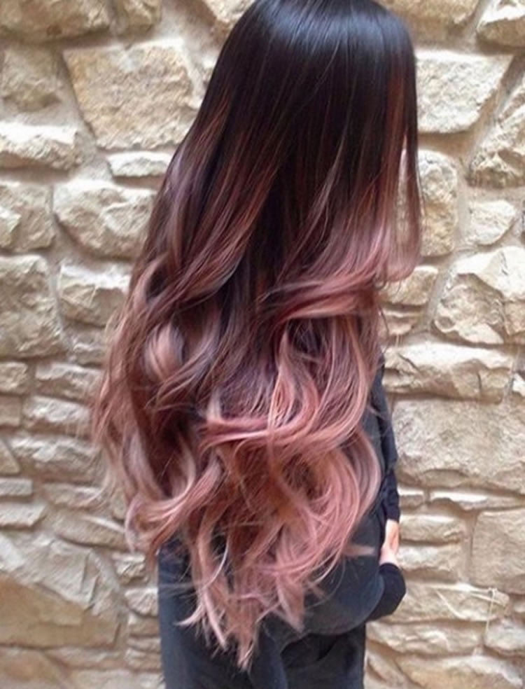 Ombre Hair for 2017 | 140 Glamorous Ombre Hair Color Ideas ...