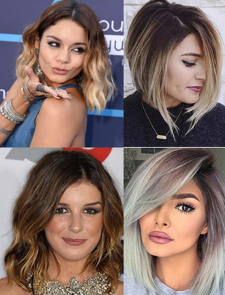 Ombre For Short Hair With 100+ Different Type Of ...