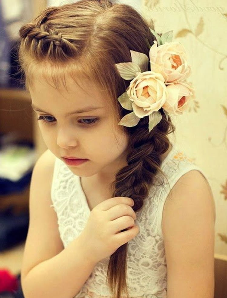 Hairstyles For Little Girls For 2017
