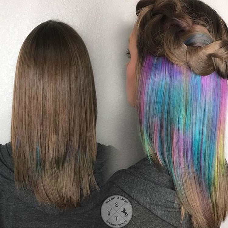 Ombre hair for 2017 140 glamorous ombre hair color ideas page highlighted ombre 2017 pmusecretfo Images