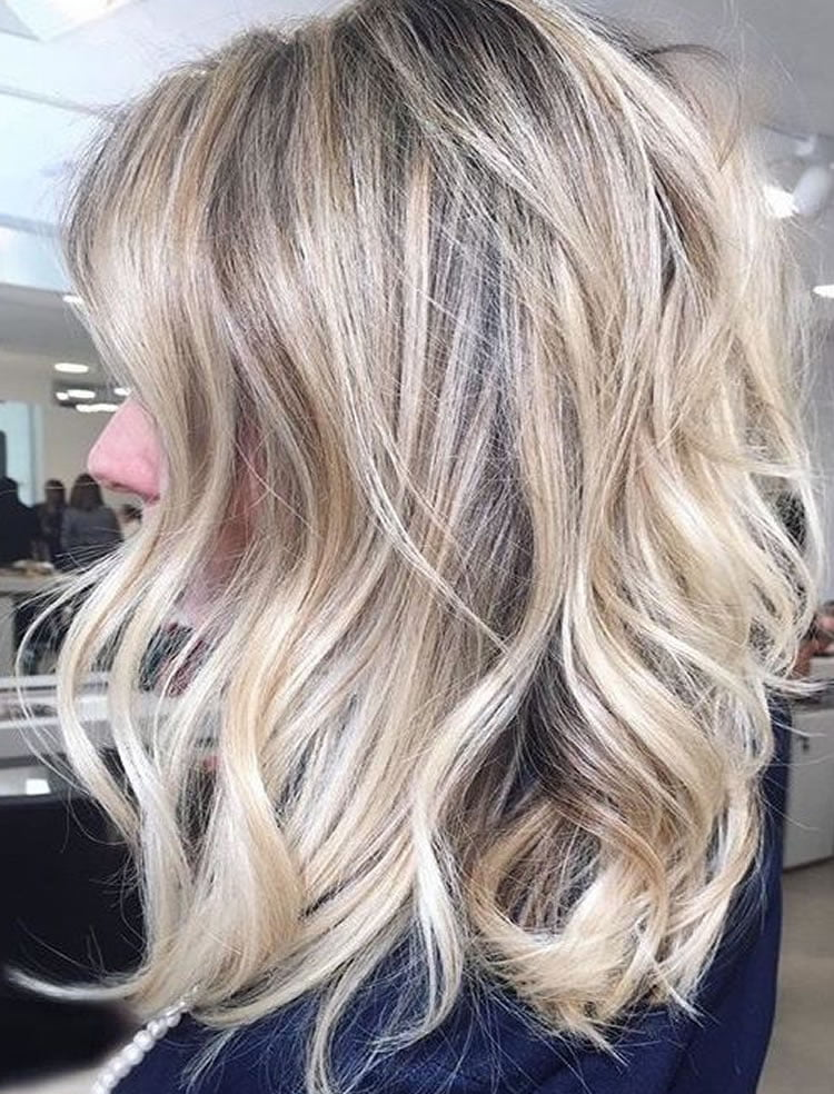 Blonde hair colors for 2017 50 fabulous pictures of blonde popular blonde hair colors for medium hair 2017 urmus Choice Image