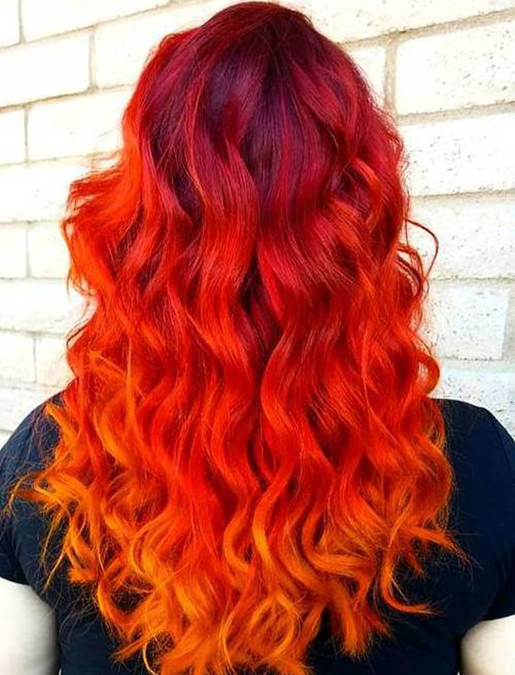 ombre hair for 2017 140 glamorous ombre hair color ideas page 12 hairstyles. Black Bedroom Furniture Sets. Home Design Ideas