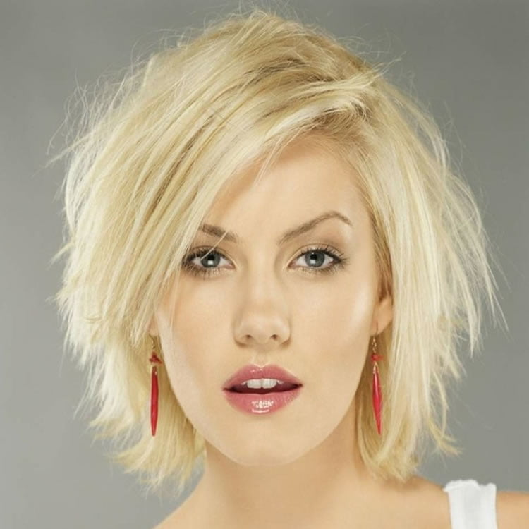 Shaggy Bob hairstyles for Blonde Hair – HAIRSTYLES