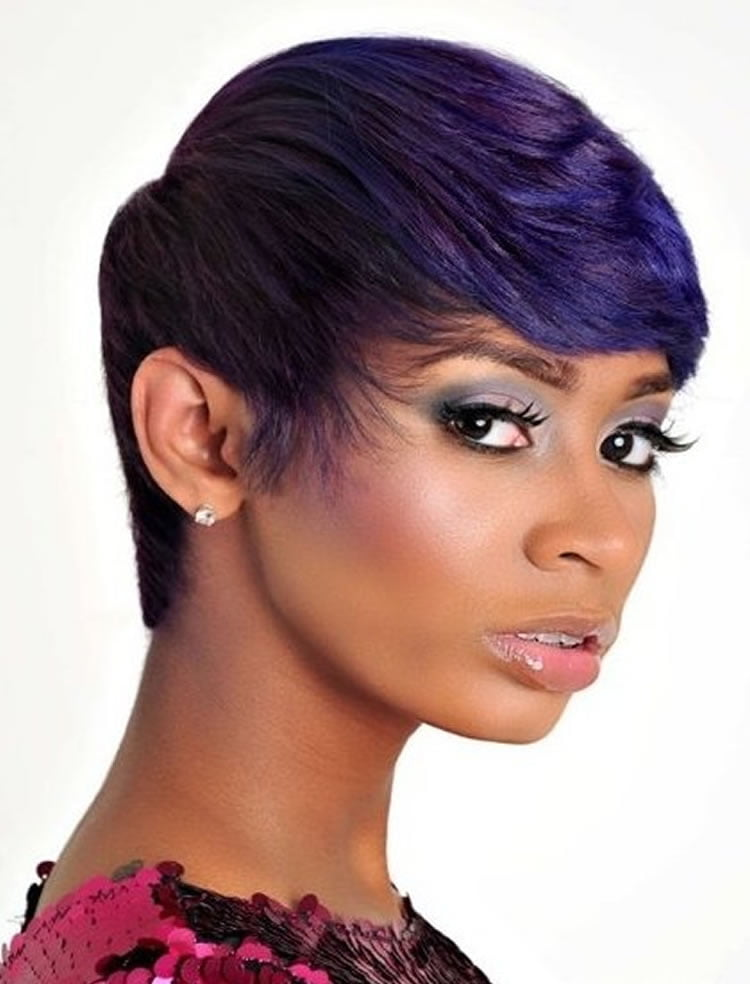 Ombre For Short Hair With 100+ Different Type Of Hairstyles & Face ...