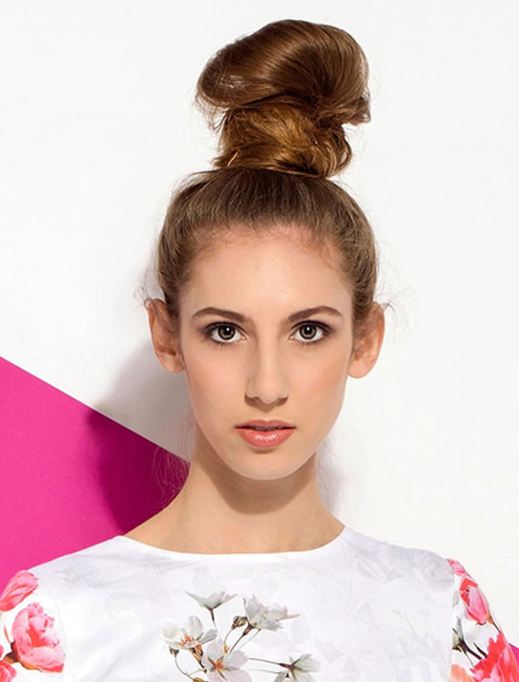 bun hairstyle ideas amp tutorials with pictures and videos