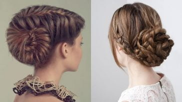 2017 French Braid Hairstyles